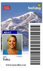 Dollar Mountain Pass - Adult