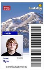 Challenger Pass - Child