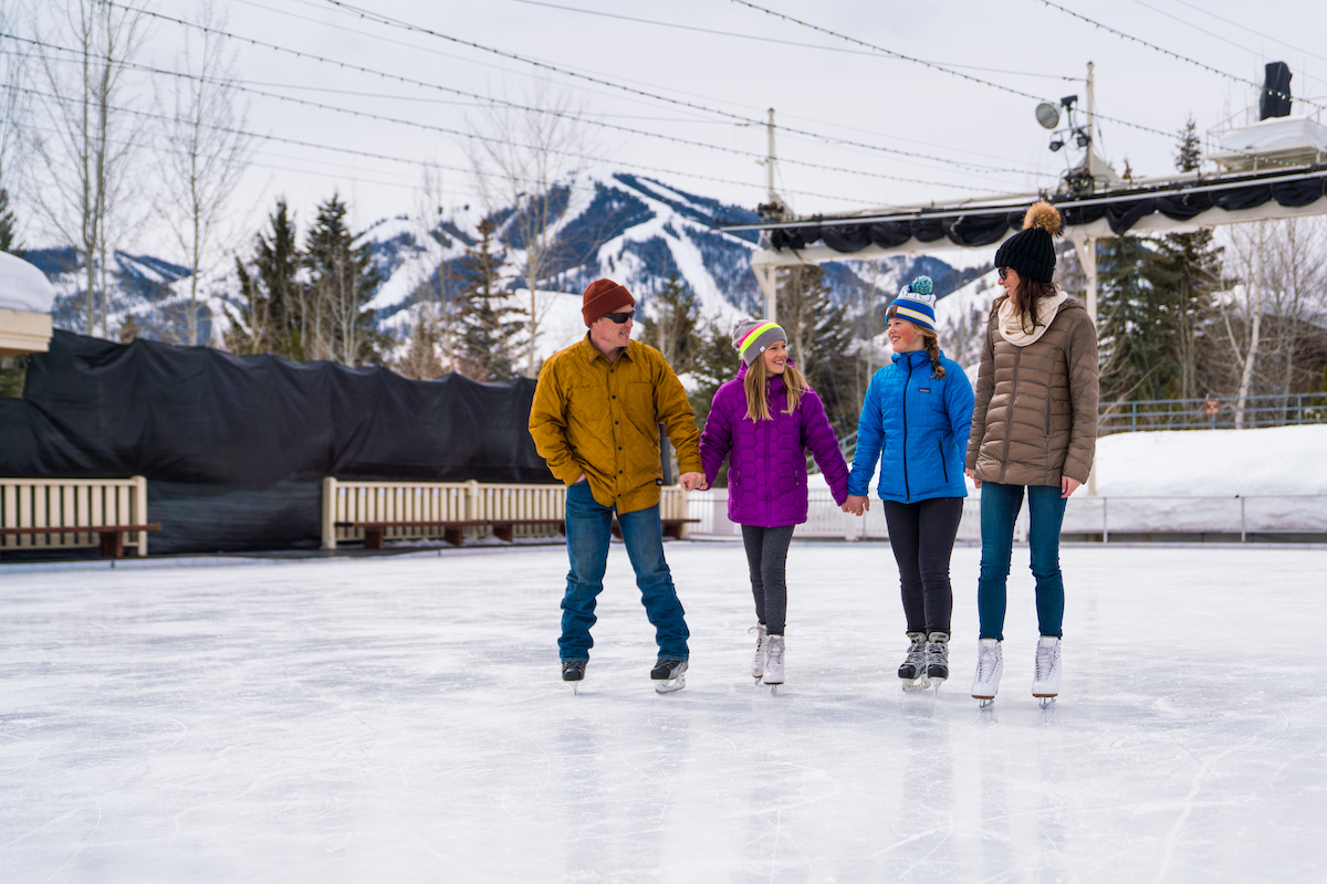 Ice Skating, Bowling and more!