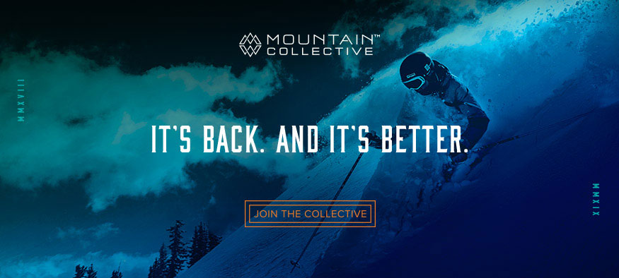Mountain Collective Sale Announcement