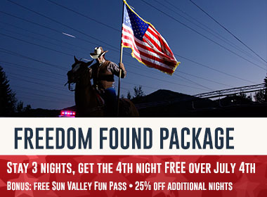 """Freedom Found"" 4th of July Weekend Special"