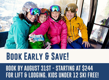 Book Early To Save
