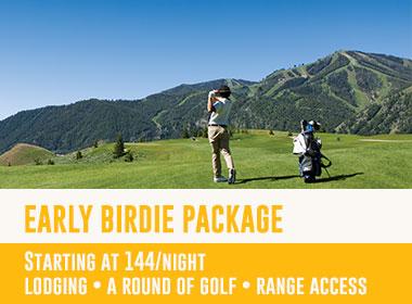 Earli Birdie Package