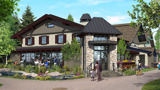 Thereu0027s Big News In The Sun Valley Dining Scene As Construction Starts On  The Village Station. This Casual Eatery Is Scheduled To Open Mid December  Serving ...