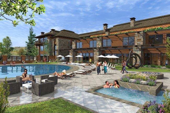 Lodge Renovation Sun Valley