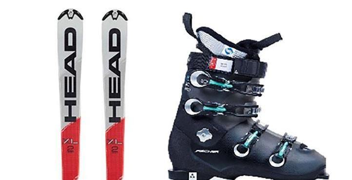 Novice Ski Package