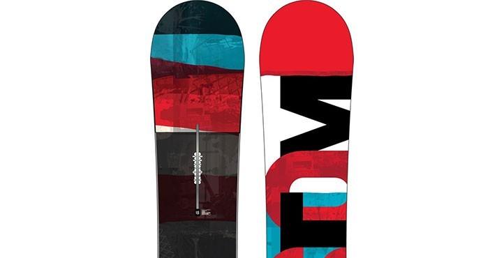 Demo Snowboard Package