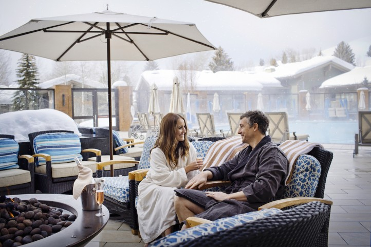 Unwind at the Spa