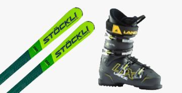 Demo Ski Package