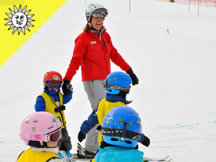 Spuds - Alpine & Snowboard (ages 6-12)