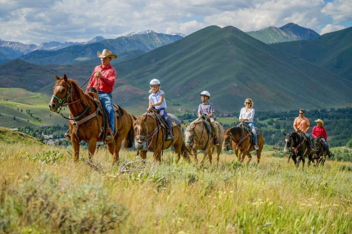 Horse Back Riding, Biking and More!