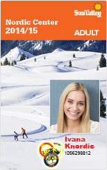 SV Adult Nordic Pass