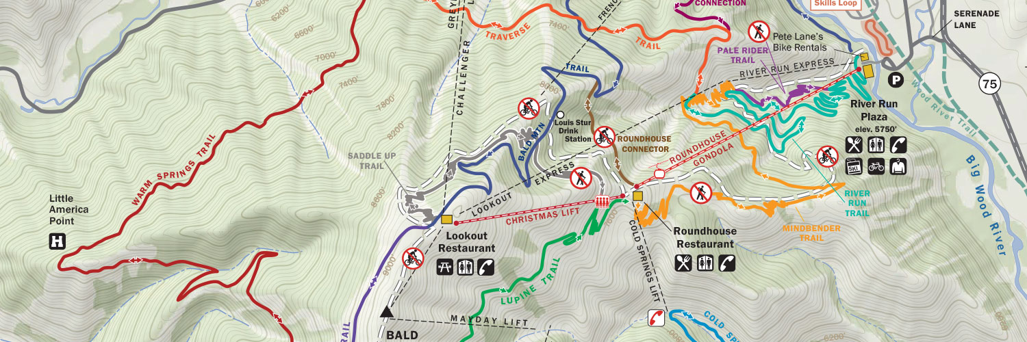 Maps & Guides | Sun Valley