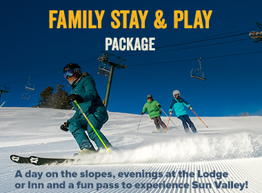Family Stay and Play Package