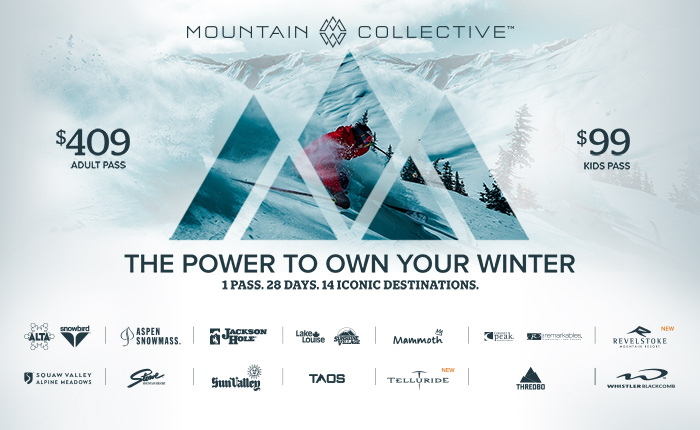 The Mountain Collective Promo